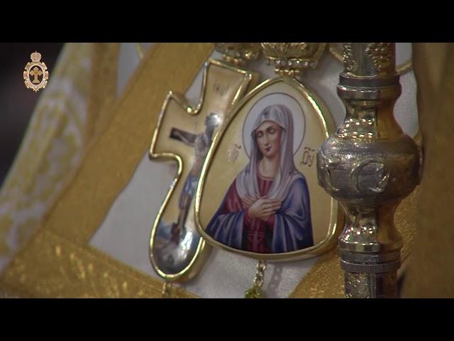 """20 юли 2020 г. - Архиерейска света Литургия в митрополитския храм """"Св. вмчца Марина"""", град Пловдив"""