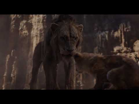 迪士尼 真人版《獅子王》發布正式版預告!最後面 彭彭跟丁滿出現啦!