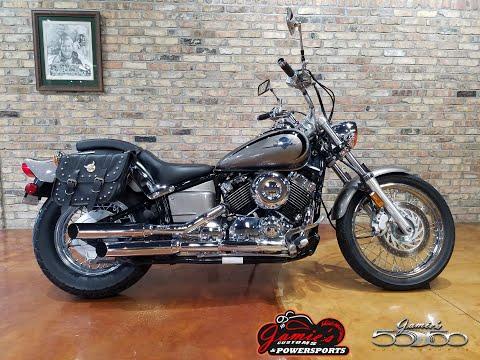 2001 Yamaha XVS65N/C in Big Bend, Wisconsin - Video 1