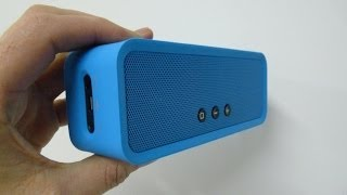 Maxell Bluetooth Speakers MXSP BT03 - Unboxing & Hands on