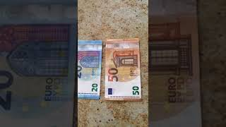 Euros  exchange for American Money is used in Paris