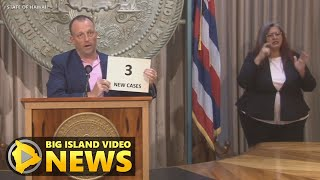 Hawaii Update From Governor Ige, Lt. Gov. Green, and Health Director (May 13, 2020)