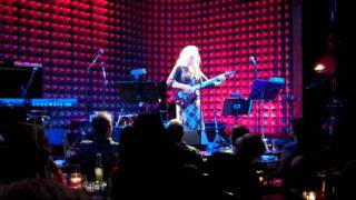 """Swoon"" Tanya Donelly at Joe's Pub 13/13"