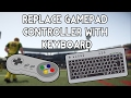 How To Replace Gamepad Controller With Keyboard For All
