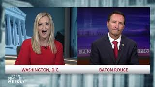 Louisiana Attorney General Jeff Landry On Admitting Privileges Law