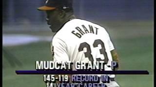 1990-08-18: Old Timers Game: Detroit Tigers -vs- Cleveland Indians