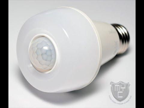 Sengled - Smartsense- LED Lampe mit integriertem Bewegungsmelder
