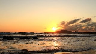 preview picture of video 'HD Amazing Sunset at Galapagos Islands - Isabela Island, Ecuador'