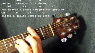 Here Is Love Vast As The Ocean (4 Verses)