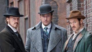 Ripper Street Trailer - BBC America