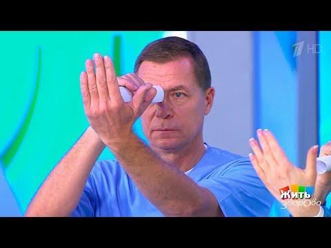 Как определить давление глазного дна