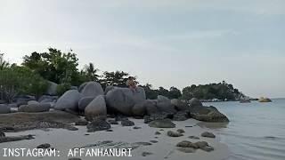 preview picture of video 'Trip Ke Tanjung Pinang Part 2 - PANTAI TRIKORA (TRIKORA BEACH)'