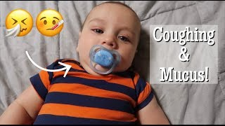 Easy ways to help with baby congestion & coughing | Young mom of 2 | Jessica Lauren