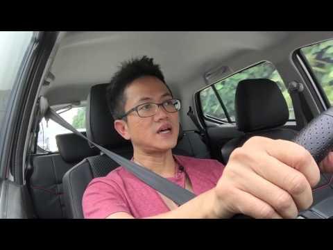 Perodua Axia Advance car stereo review