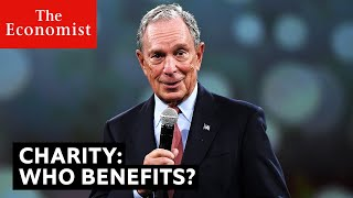 Charity: how effective is giving? | The Economist