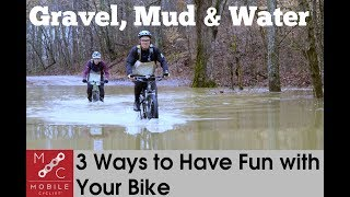 3 Ways To Have Fun On Your Bike - Death March Adventure Ride