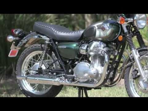 Kawasaki W800 2011 review
