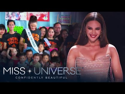 Catriona Gray's Miss Universe journey | Miss Universe 2019