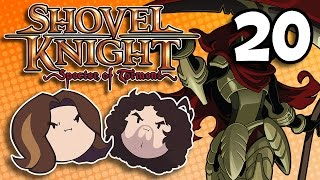 Shovel Knight: Specter of Torment: The Enchantress - PART 20 - Game Grumps