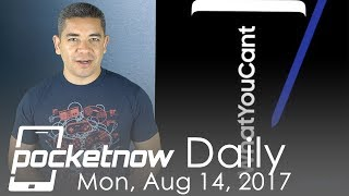 Samsung Galaxy Note 8 teaser, LG V30 new UX & more - Pocketnow Daily