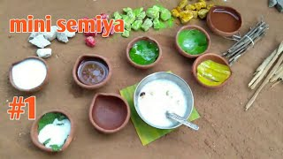 miniature semiya payasam |Semiya Payasam | Special Semiya Payasam | Mini Food craft