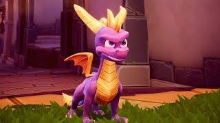 Spyro Reignited Trilogy Gameplay: Colossus Level Playthrough
