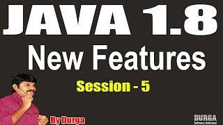 Java 8 || Default method() & Static method() inside Interface by Durga Sir