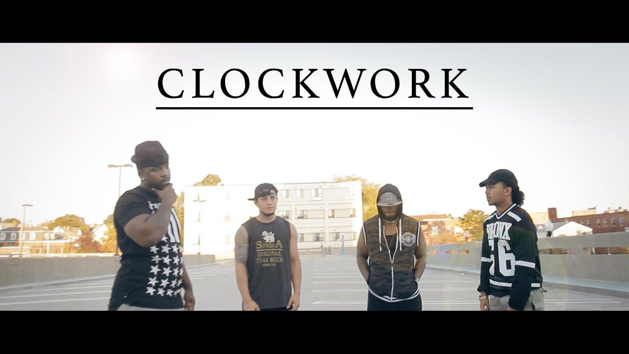 Serious Outlook - ClockWork