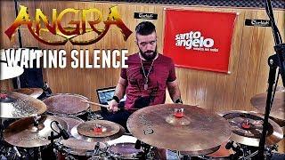 ANGRA - WAITING SILENCE | DRUM COVER | PEDRO TINELLO