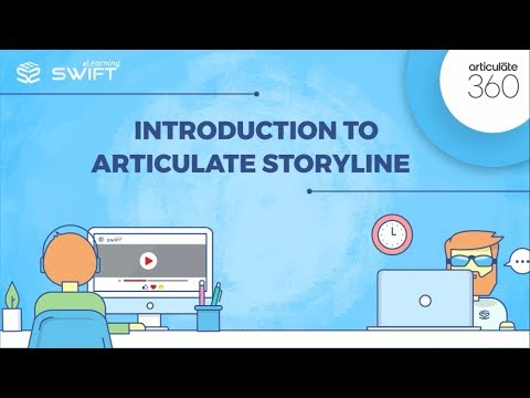 Introduction To Articulate Storyline 360 - A Quick Overview - YouTube