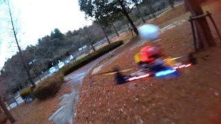 Mini Quad copter FPV Racing Crash Crash Crash ZMR QAV RCX 250