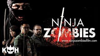 Ninja Zombies   Full Horror Movie