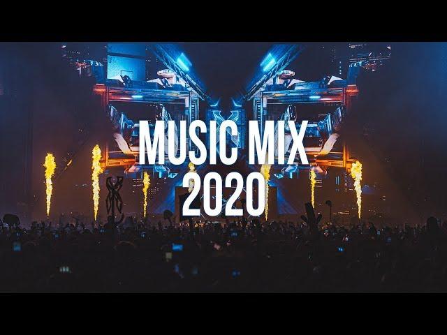 Best Music Mix 2020 ♫ Best of EDM ♫ Festival Electro House Club Dance Remixes