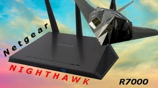 Netgear R7000 NIGHTHAWK - TEST ROUTERA