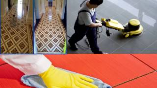 Tile & Grout & Sealing | Residential | Cleaning Services