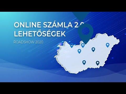Felülvizsgálja az online bevételeket