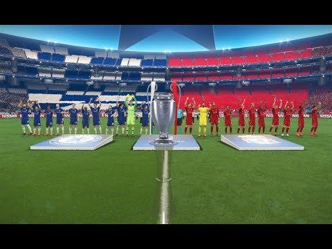 Chelsea vs Liverpool - Final UEFA Champion League | Gameplay PC