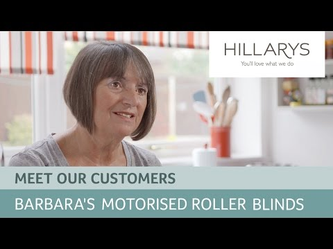 Meet Barbara: Choosing Roller blinds YouTube video thumbnail