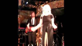 Duffy - Lovestruck Live at Cafe De Paris 21st Oct 2010