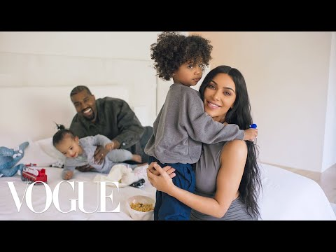Download 73 Questions With Kim Kardashian West (ft. Kanye West) | Vogue HD Mp4 3GP Video and MP3