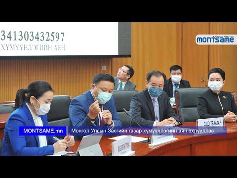 Монгол Улсын Засгийн газар хүмүүнлэгийн аян эхлүүллээ