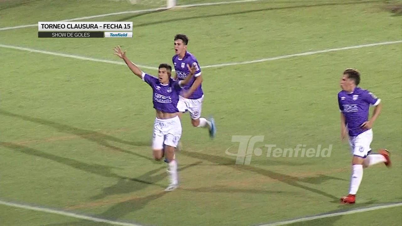 Show de goles de la fecha 15 del Clausura 2019