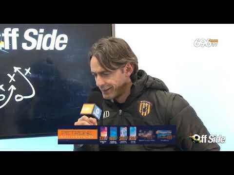 Post gara Benevento - Trapani, parla mister Pippo Inzaghi
