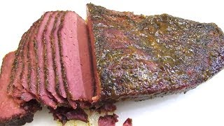 Not Your Average Corned Beef Brisket - BEST Corned Beef EVER!