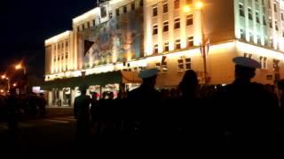 Репетиция Парада Победы Калининград