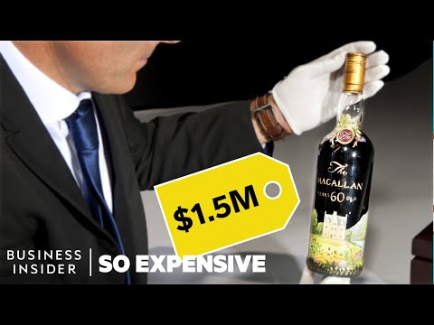 Why Single Malt Whisky Is So Expensive | So Expensive