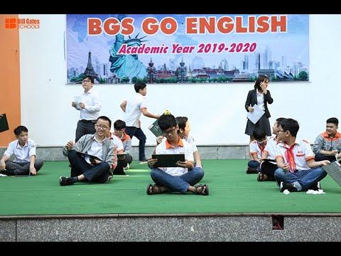 Go English tháng 11/2019: chủ đề