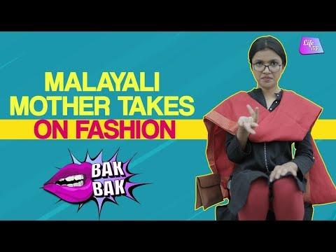 Malayali Mother Takes On Fashion | Bakbak