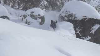 Perisher - After 80cm of snow at Perisher, life is good.