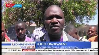 Mvulana wa miaka 15 amezama maji na kufariki katika bwawa la Barotio Kericho alipokua akiogelea